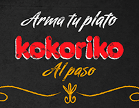 Infografía-Restaurante KOKORIKO Al paso.