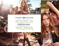 Tommy Hilfiger - email campaign - Riccardo.pl