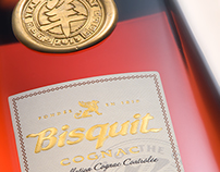 Cognac BISQUIT XO - Year of the Goat