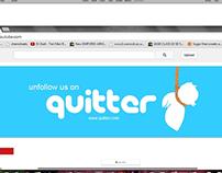 Twitter Subversive Design