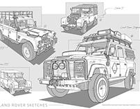 Transportation Sketches