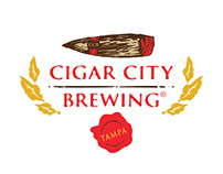 Cigar City Brewing ReBrand