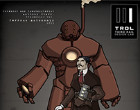 TRDL 2006 Series - No. 16 - The Iron Man