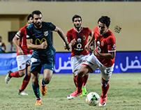 Ahly vs Enppi ( Egyptian league )