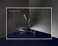 Sydonios wine glasses