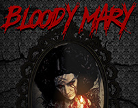 Bloody Mary - Movie Poster Design