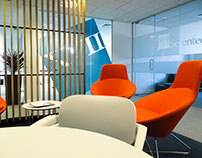 XVII Group office design