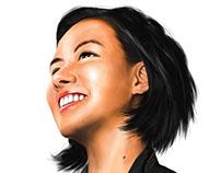 Photoshop Portrait Painting