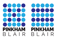 Rebrand for Pinkham Blair Accountants.