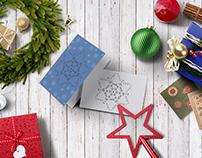 Christmas card for aegis