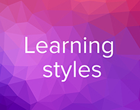 Illustration. Learning style by Javier Gonzales Pérez