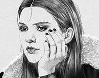 Kendall Jenner X Estee Lauder