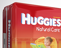 Huggies Natural Care 3D