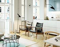 apartment reworked - blücherstrasse, berlin