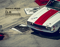 Grand Prix - Long Beach by Patrick Curtet