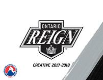 2017-18 | Ontario Reign Creative