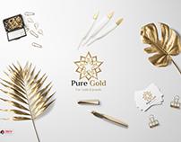 GoldFlower Branding