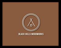 Black Hills Woodworks Logo
