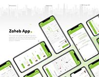 Zaheb App