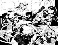 DC COMICS SAMPLE SCRIPT - Catwoman Sample - P02-03