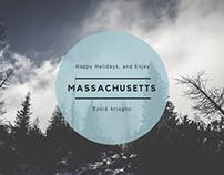 Christmas in Massachusetts
