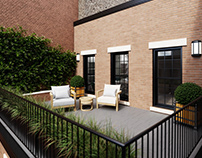 Jane Street Townhouse   Rendler Studio