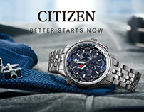 Citizen Shop Application