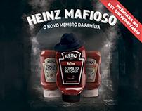 HEINZ MAFIOSO - Campanha de PDV