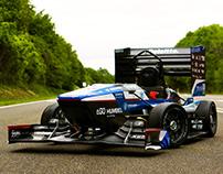 Livery Design for Formula Student Car (EACE08)