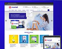 Web Design Martell
