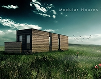 Modular houses in Norway