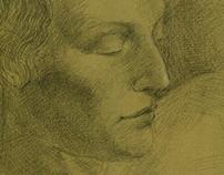 Study of a Head in Profile