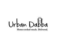 Urban Dabba Branding