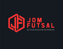 Jom Futsal Mobile Apps Concept