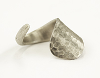 Silver bracelet. RWTH Aachen - Germany