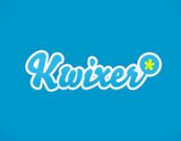 Kwixer - Création du logo