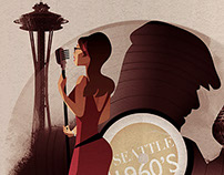 Kollaboration Seattle 4: Bring Back the Glamour