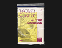 Womb Chair by Eero Saarinen | Booklet