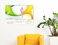 Olympic calendar Belagroprombank