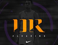 D'Angelo Russell Identity Concept