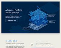Mavenlink Homepage Redesign