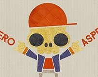 Rapero Aspero - Personaje