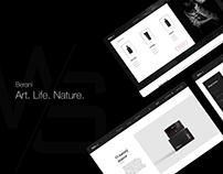 Berani / Strona WWW