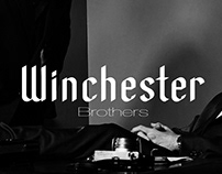 Winchester Brothers Branding