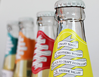 Student Project - Craft Tonic Water Packaging