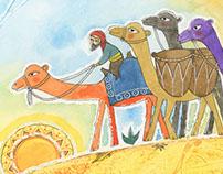 دار السّاقي Camels of the Desert جِمال الصحراء