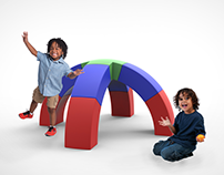 Cooperative Play Block Structure