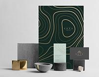 LAVA - Full Brand Identity