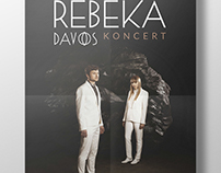 Rebeka / set / creative concept / graphic design