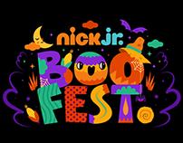 Nick Jr. Halloween Campaign